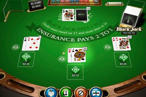 blackjack pro low roller netent blackjack